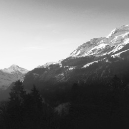 The incredible Alps