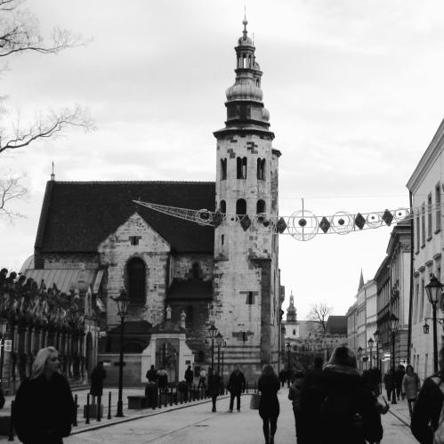 krakowstreets